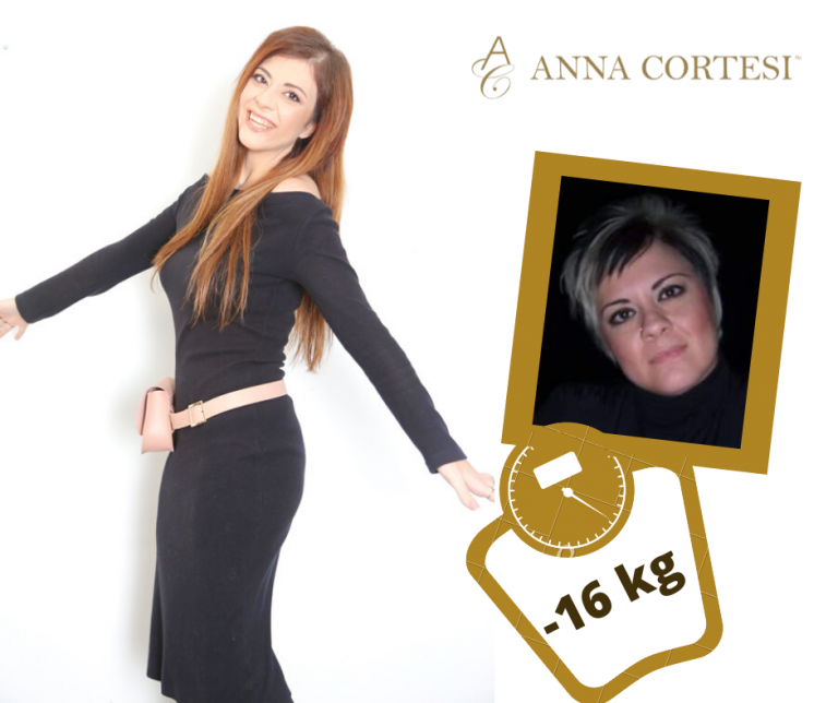 ANNA CORTESI WEIGHT LOSS . NUTRITION