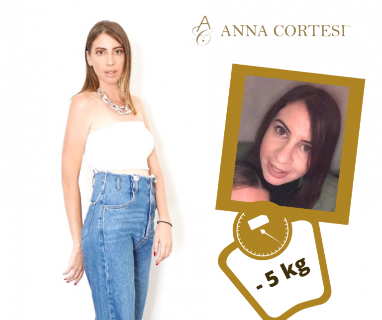 ANNA CORTESI WEIGHT LOSS NUTRITION