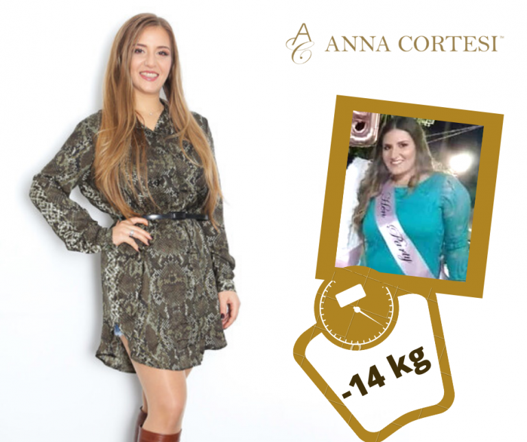 ANNA CORTESI WEIGHT LOSS NUTRITION .